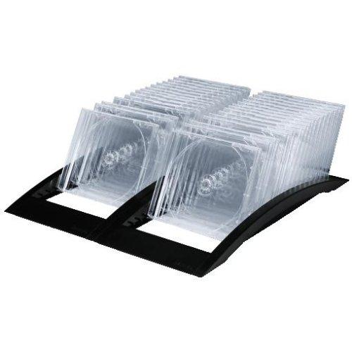 dvd aufbewahrungssystem kapazit t 40 st ck cetorp. Black Bedroom Furniture Sets. Home Design Ideas