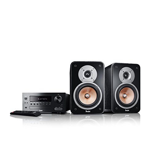micro stereo anlage in hifi qualit t teufel kombo 22. Black Bedroom Furniture Sets. Home Design Ideas