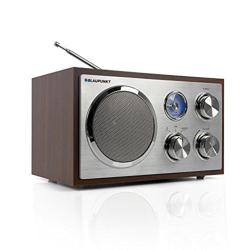 blaupunkt retro radio rxn 19 nostalgie designradio mit usb port 2 0 und sd kartenleser ukw. Black Bedroom Furniture Sets. Home Design Ideas