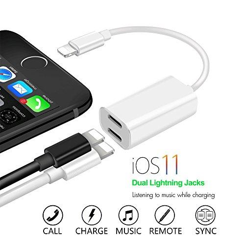 100 original apple lightning kopfh rer f r iphone 8 8. Black Bedroom Furniture Sets. Home Design Ideas