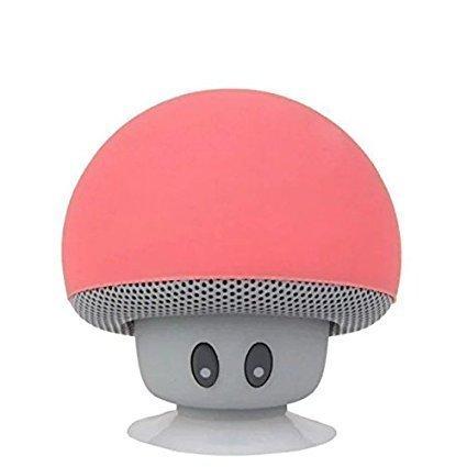 hipipooo mini pilz portable wireless bluetooth v2 1. Black Bedroom Furniture Sets. Home Design Ideas