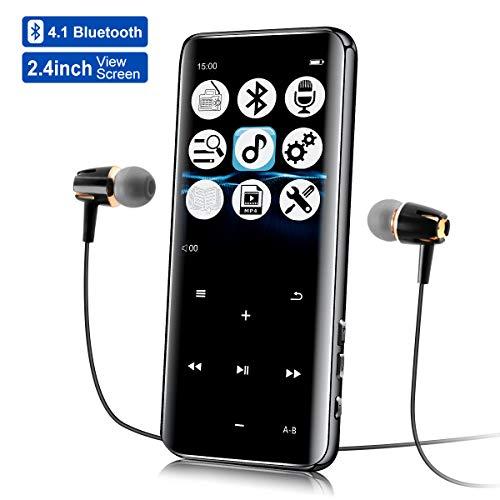 Kraftvoll Mahdi Mini Bluetooth Mp3 Player Unterstützung Tf Karte Ein-schlüssel A-b Sport Musik-player Kunden Zuerst Mp4 Player